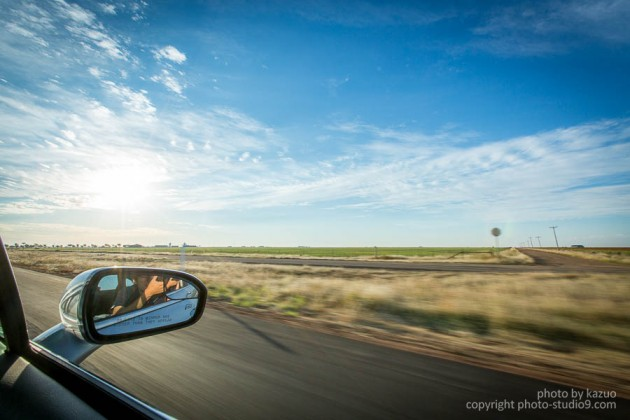 アメリカ横断ドライブ