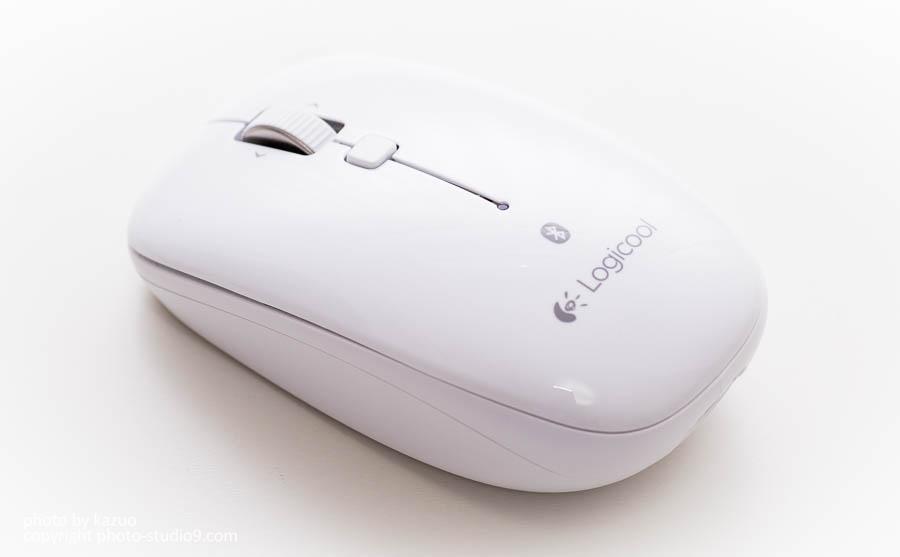 Mac向けBluetoothマウスM558がコンパクトで良い感じ![レビュー]