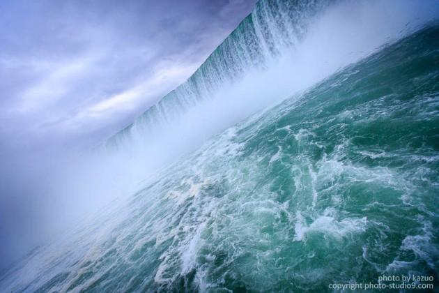 アメリカ横断ドライブ ナイアガラの滝