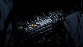 Z270-AでNVMe(M.2)のSSDを2枚挿して遅くなったらBIOS設定を見てみよう